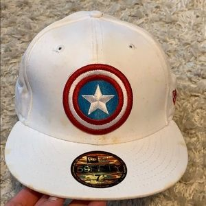 59FIFTY Captain America hat